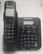 Panasonic KX-TG6645B 1.9 GHz Five Handsets Single Line Cordless Phone