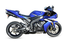 Yamaha R1 04-06 SP Engineering Carbon Fibre Round Moto GP XL Exhausts
