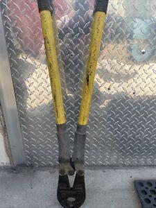 Burndy MD 6 Crimping Tool