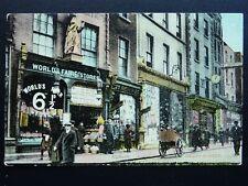 More details for ireland dublin henry street world fair 6d store c1905 postcard