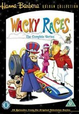 Wacky Races Volume 1+2+3 The Complete Collection  New DVD Hanna Barbera  R4