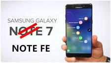 Unlocked Samsung Galaxy Note 7 FE SM-N935 S K L silver blue black Free Fedex