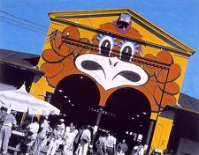 Eastern Market Detroit Hand Colored Photo Chickens Murals Restaurant Art Decor