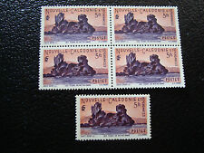 NOUVELLE CALEDONIE timbre yt n° 272 x5 nsg (A4) stamp new caledonia