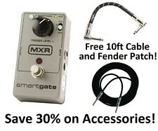 New MXR M135 Smart Gate Noise Gate Guitar Effects Pedal! Free Extras!