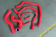 8pcs silicone radiator/coolant hose BMW E34 M50 525 525i 528 530 530i 1989-1995