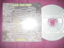 Fear Factory - Interactive Promo CD Sampler Linchpin