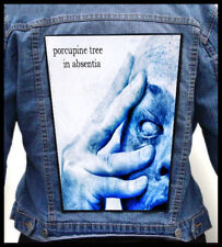 PORCUPINE TREE - In Absentia   --- Giant Backpatch Back Patch