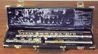 Beautiful 1970s Solid Silver Gemeinhardt Flute