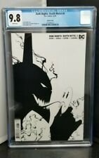 Dark Nights Death Metal #4 DC 2020 Capullo Sketch Variant Cover CGC Graded 9.8