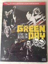 Green Day CD Live In Berlin American Idiot Ramones Rare Sex Pistols