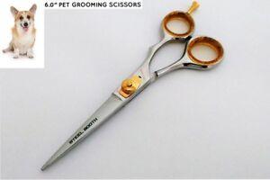 "6.0"" Pet Grooming Scissors  , Dogs Scissors, Cats Scissors, cutting shears"