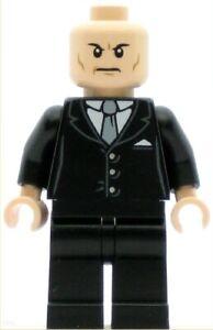 LEGO Minifigure Super Heroes Lex Luthor (Genuine)