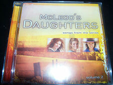 Mcleods Daughters CD Rare Soundtrack Volume 2 Songs From The TV Series