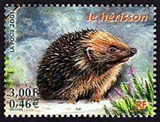 "TIMBRE FRANCE NEUF 2001 ""le hérisson"" y&t 3383"