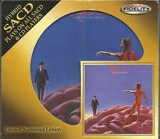 Rush Hemispheres Hybrid-SACD Audio Fidelity Limited Edition
