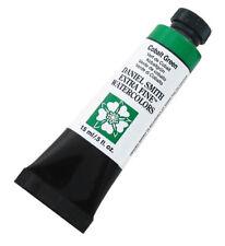 Daniel Smith Extra Fine Watercolor 15 ml Cobalt Green 600026 Ser 3 NEW
