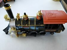 New Bright Co Train Engine Car Denver Express G-Scale Locomotive - Not Working