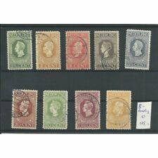 Nederland 90B-100B  Jubileum 1913  VFU/gebr CV 125 €
