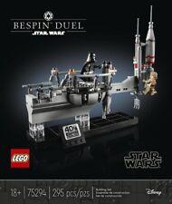 Lego star wars set 75294 Bespin Duel MISB