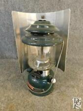Coleman Two Mantle Adjustable Lantern With Shield