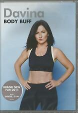Davina Body Buff Exercise Fitness DVD FREE SHIPPING