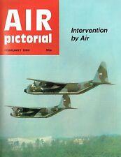 AIR PICTORIAL FEB 80: STRIKE COMMAND/ IRISH ARMY AIR CORPS/ AIR BRIDGE CARRIERS