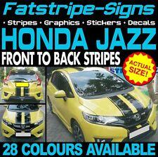 HONDA JAZZ STRIPES GRAPHICS STICKERS DECALS CAR VINYL VTEC NAVI SE SPORT 1.3 1.5