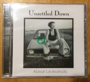 Alana Levandoski - Unsettled Down - 11661-3247-2 - CD
