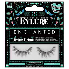 Eylure Enchanted Divine Crime Ciglia Finte Colla adesiva Inclusa