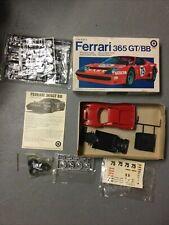 ENTEX 1980 FERRARI 365 GT/BB Boxer 1/24 MODEL 9586