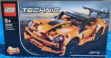 LEGO TECHNIC- 42093- LA CHEVROLET CORVETTE ZR1- 2 EN 1-+9 ANS- NEUF SCELLE !!!!