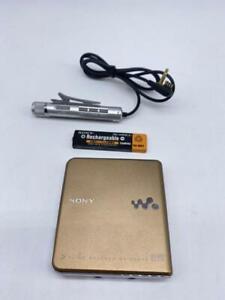 SONY MD Walkman MZ-EH930 MiniDisc Player Free Shipping Japan With Tracking K2775