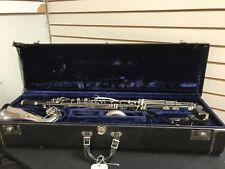 Evette Schaeffer Paris France Bass Clarinet 5293