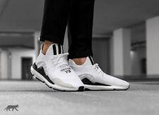 """Adidas Y-3 """"Saikou"""" Boost Black/White UK8 US8.5 EU42 Premium Sneakers Knit"""
