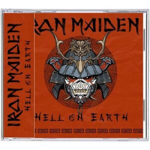 CD Slipcase with OBI Iron Maiden 2021 - Hell On Earth - Single Bootleg