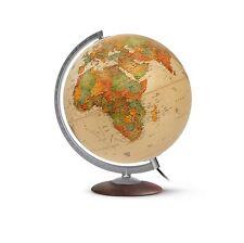 """465242 Globe terrestre lumineux 30 cm """"Médium"""" Antique"""