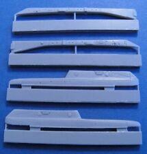 Pavla U48051 1/48 Resin Dassault Mirage 2000 wing pylons Heller & Kinetic