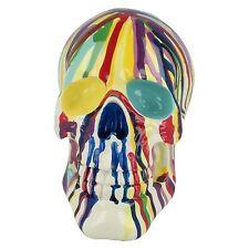 lp29741- Lesser & Pavey Multicolor Calavera Figura / decoración- Gran Precio