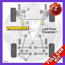 Land Rover Freelander (1997 - 2006)  Powerflex Complete Bush Kit