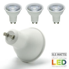 |4-Pack|6.5W LED Energy Saving Light Bulb Neutral White GU10 Halogen Replacement