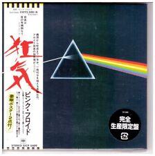 Pink Floyd ,The Dark Side of the Moon [ Cardboard Sleeve_mini LP_Ltd_Jpn ]
