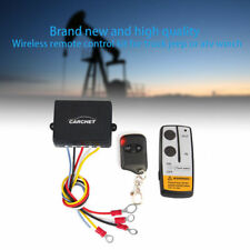 15m/50ft 12V Electric Wireless Remote Control for Truck Jeep/ATV Winch Capstan