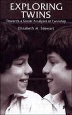 Exploring Twins: Towards a Social Analysis of Twinship