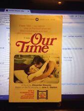 '74 Pamela Sue Martin Movie Novel Our Time