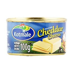 Kotmale Processed Cheddar Cheese From Sri Lanka