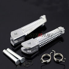 Rider Front Foot Pegs Adapters For YAMAHA MT-10  MT-09 MT-03 YZF-R25 MT-25 MT09
