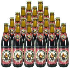 20 Flaschen Franziskaner Weissbier Dunkel 0,5l - Bier aus Bayern