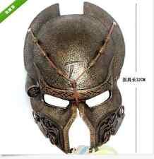 New Resin Replica Alien vs Predator AVP Alien Hunter Mask Cosplay Holloween