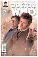 DOCTOR WHO #7 8 9 B, NM, 10th, Tardis, 2015, Titan, 1st, more in store, Sci-fi